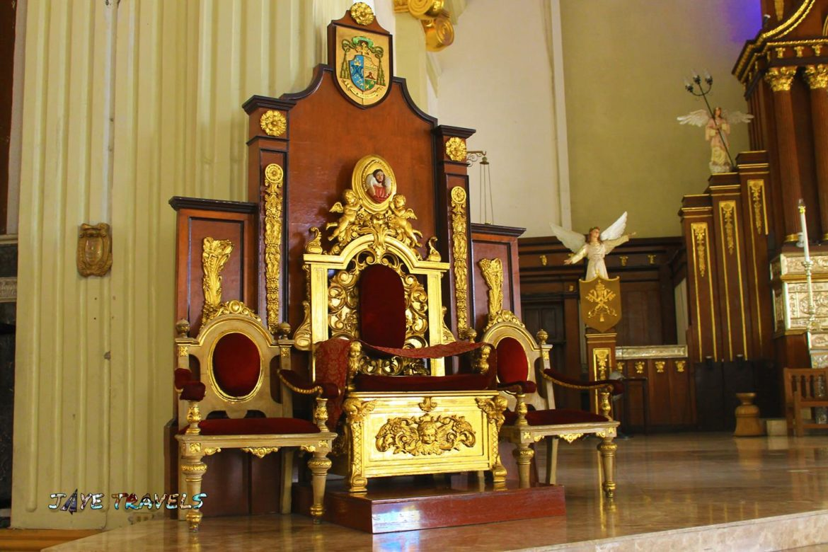Priest Throne Bulacan