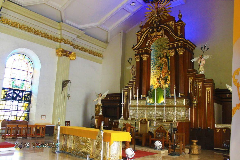 Altar Church Cathedral Bulacan Malolos