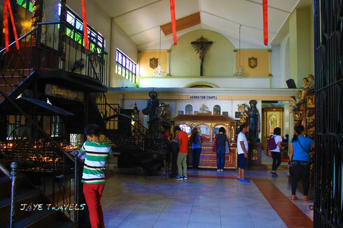 Adoration Chapel Malolos Cathedral