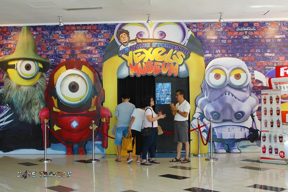 Super Toy Museum Manila Ocean Park
