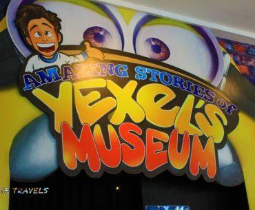 Yexel Toy Museum Manila Ocean Park