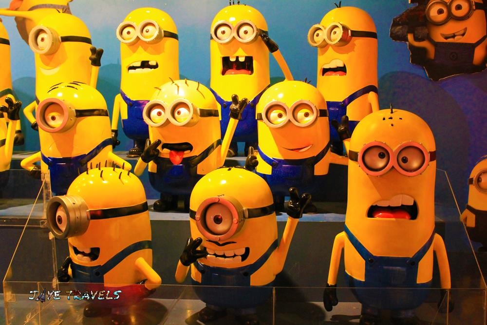 Minions Toy Museum