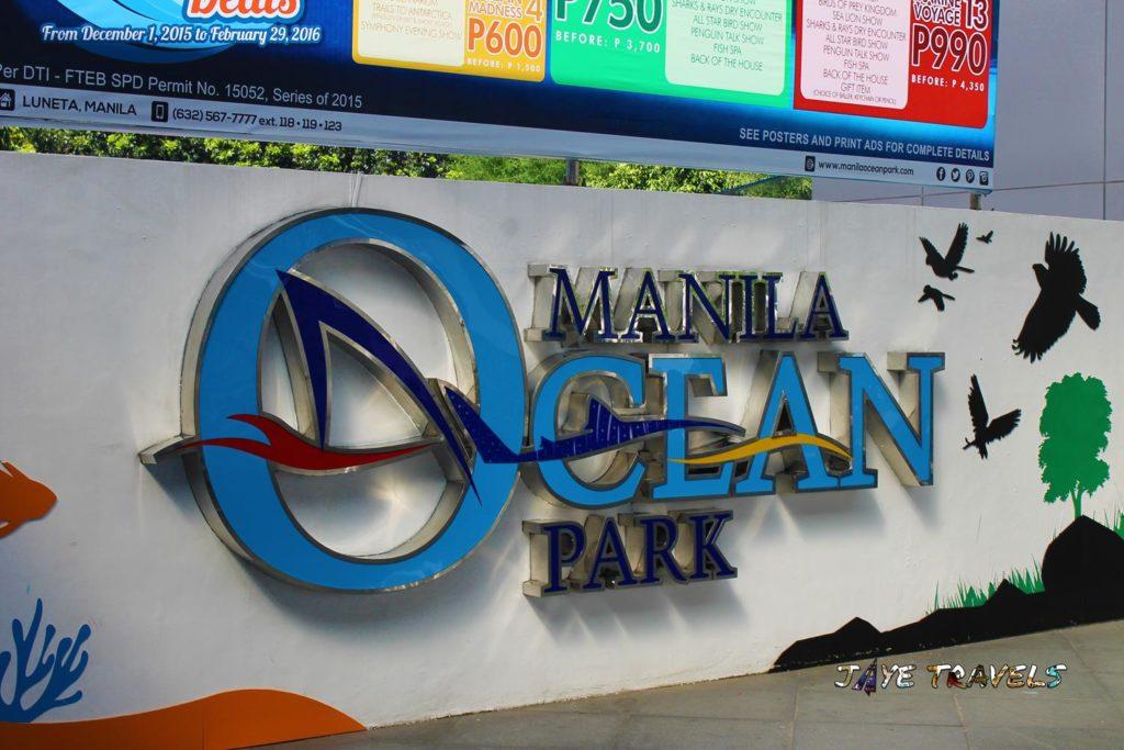 Manila Ocean Park Logo