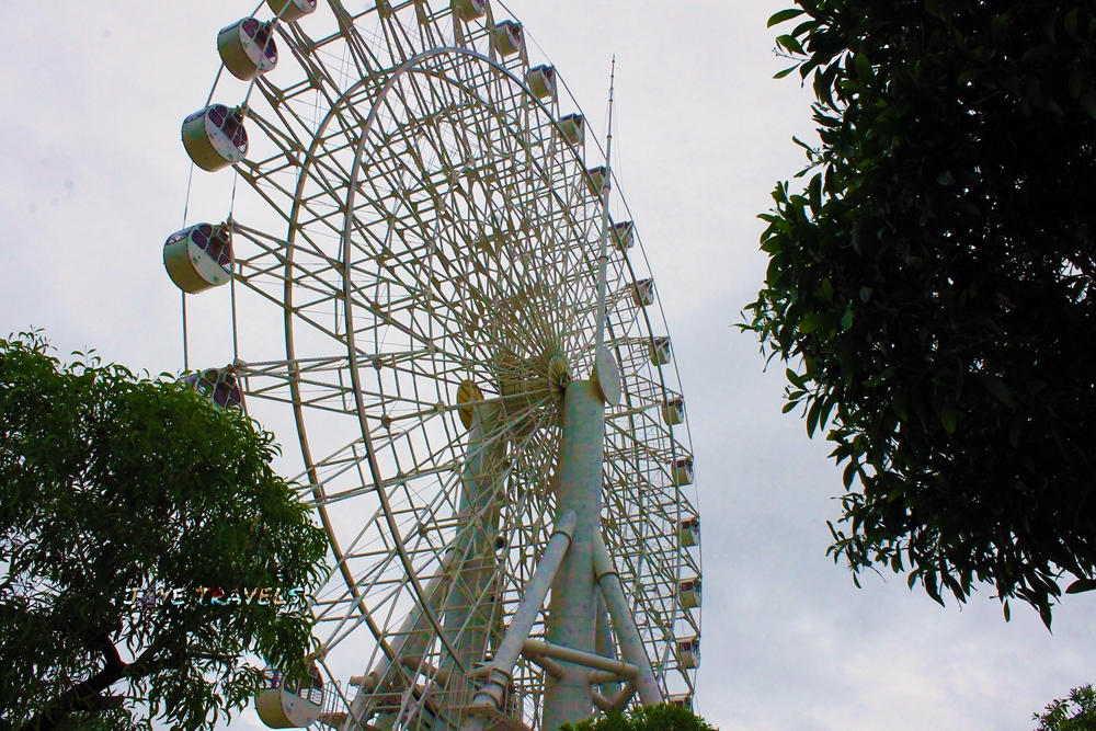 Sky Ranch Pampanga No Entrance Fee