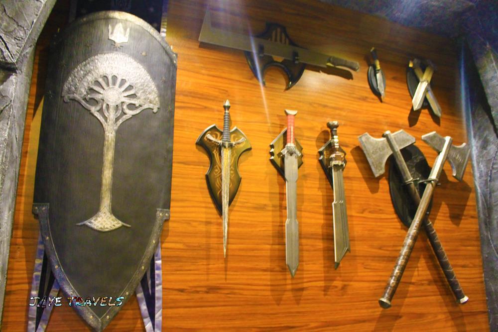 Game of Thrones Yexel's Toy Museum