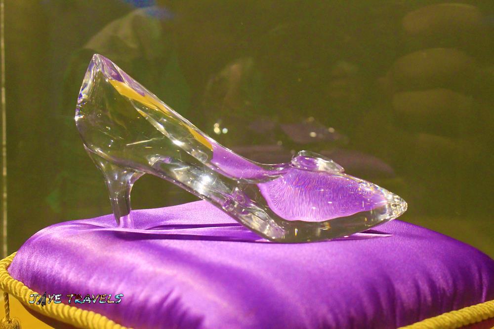 Glass Shoes Cinderella