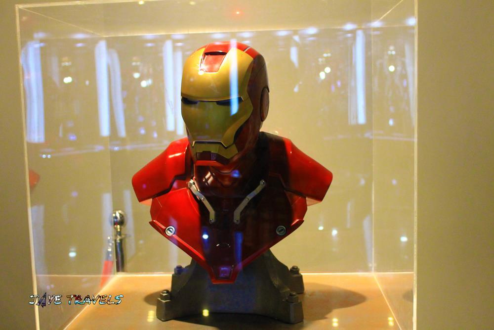 Iron Man Manila Ocean Park