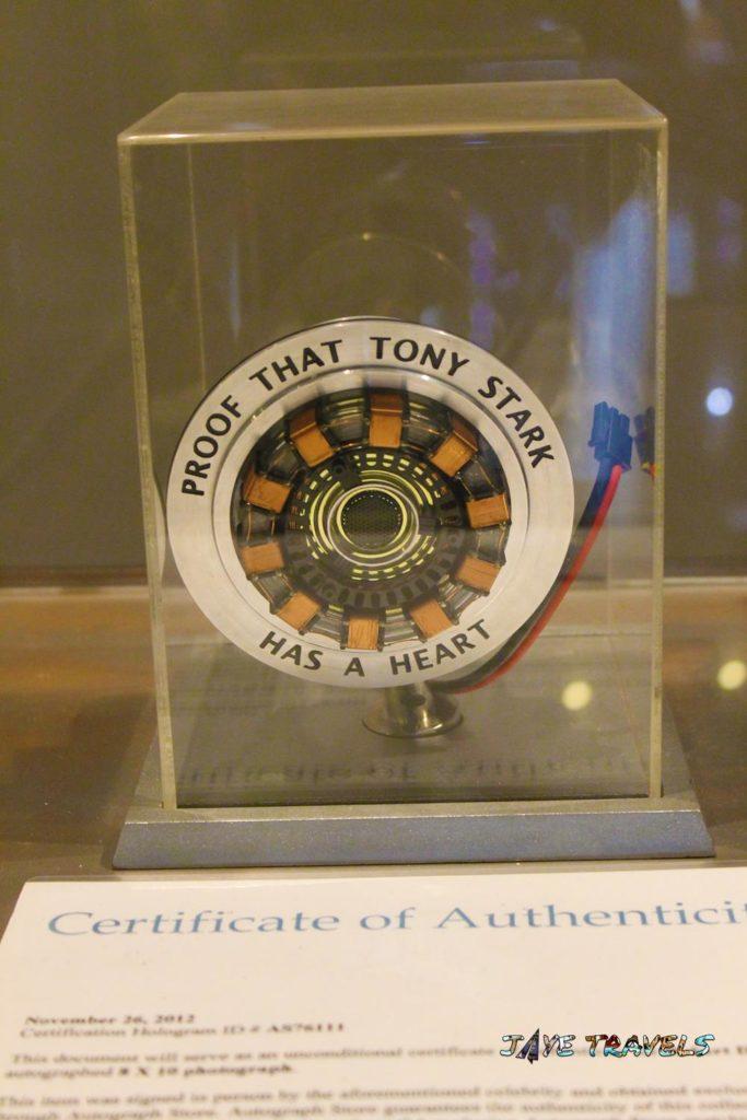 Yexel Toy Museum Iron Man