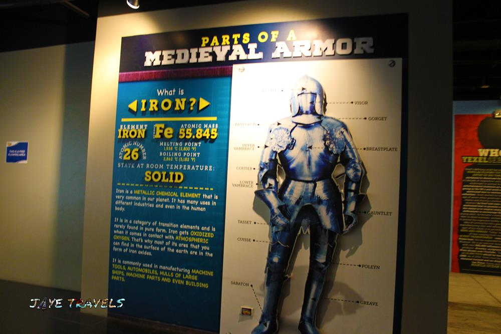 Yexel Toy Museum Display Information