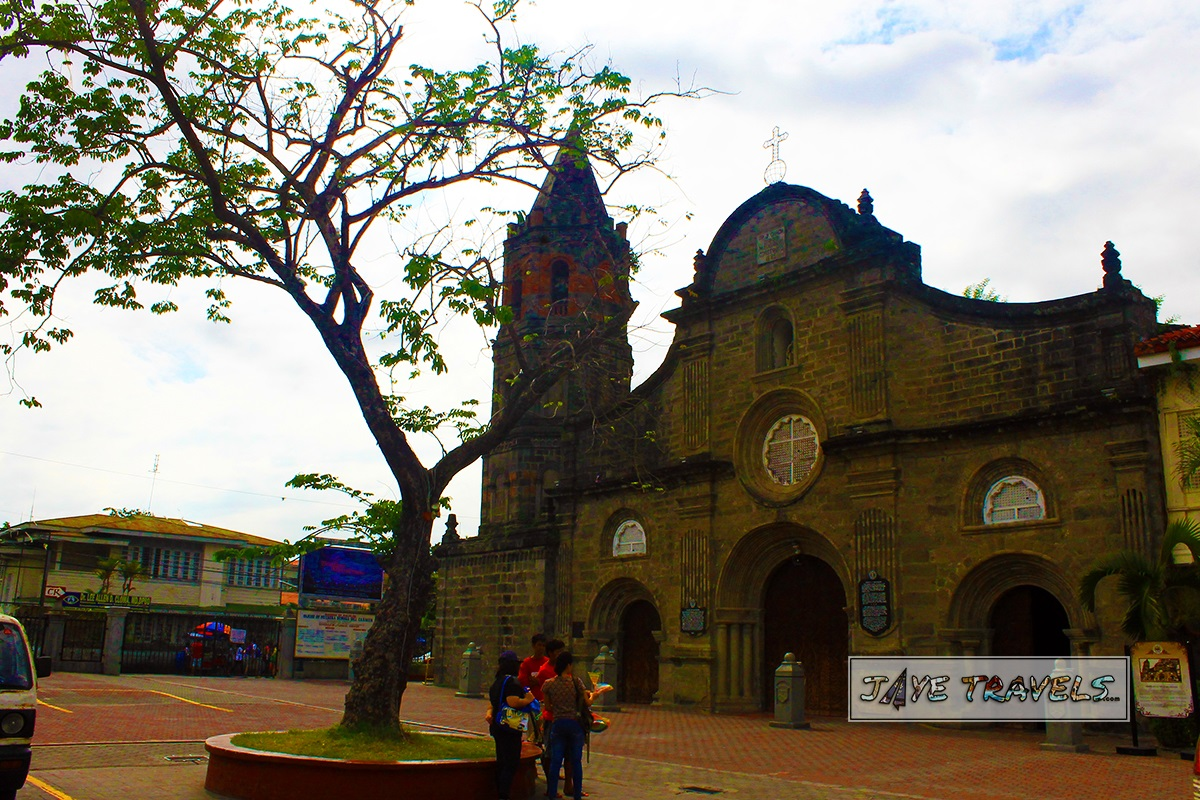 "The façade of Barasoain Church in Malolos, Bulacan. They say that Barasoain came from the words ""baras ng suwail"" (dungeon of the defiant) because it became a haven for those who had anti-Spanish sentiments"
